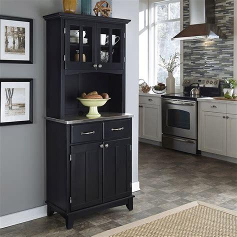 shop home styles blackstainless steel rectangular kitchen