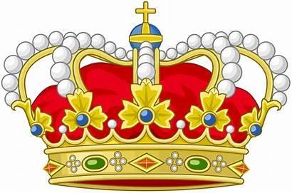 Crown Clipart Royal Transparent Background King Spain