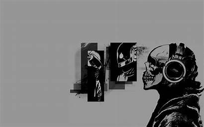 Punk Electro Daft Robot Electronic Mask Wallpapers