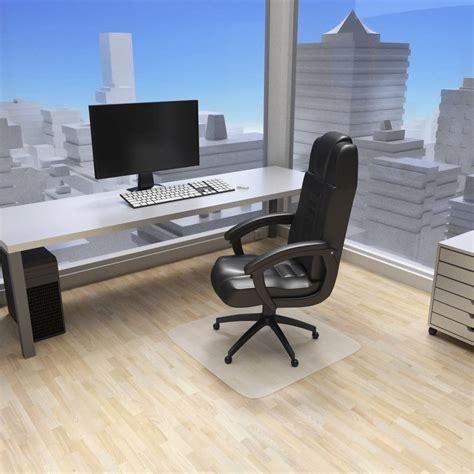 protection sol bureau tapis protège sol dur laminé parquet fauteil chaise de