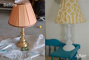 brass lamp redo the pinterest project With brass floor lamp redo