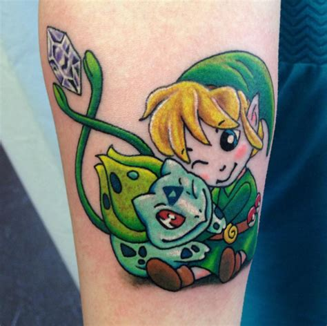 tattoos  legend  zelda   extremely awesome