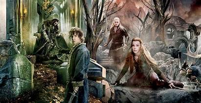Hobbit Trilogy Theaters Extended Edition Trailer Banner