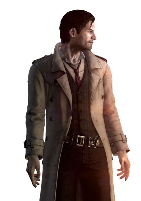 Sebastian Castellanos The Evil Within Png 1 By Isobel