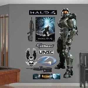 39 Master Chief Halo 4 Wall Decal Sticker 39 Wall Decal
