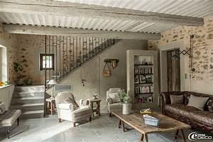 decoration vieille maison en pierre exemples d39amenagements With idee deco maison en pierre