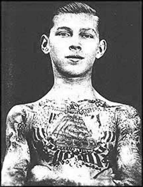 Tattoo History - England Tattoos - History of Tattoos and