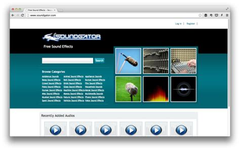 Top 20 Best Free Music And Sound Effect Resources For