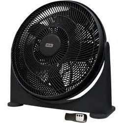 kul 20 quot air circulator floor fan with remote walmart com