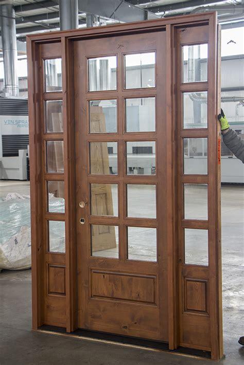 lite rusticl exterior doors  sidelights
