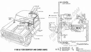 Ford F Ignition Wiring Diagram 1966 F100 Switch