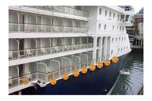 14 unusual cruise ship balcony cabins favorite vacations
