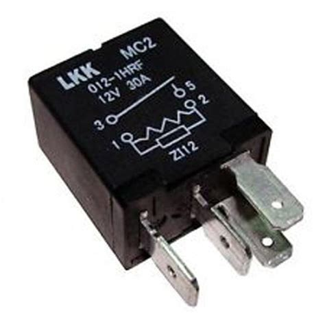 4 pin micro mini relay 12v 20a car boat 20 normally open contact mry1 ebay