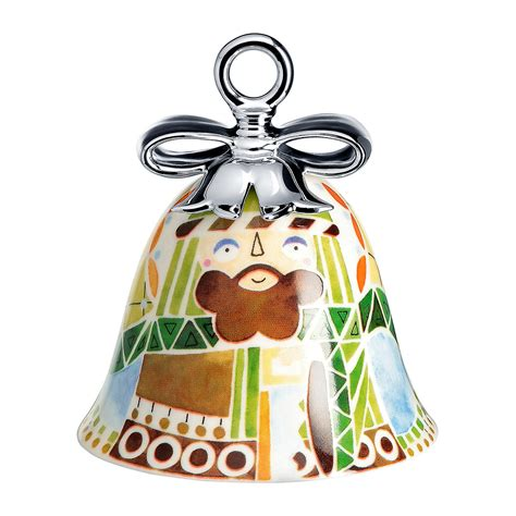 buy alessi christmas bells 3 year product guarantee
