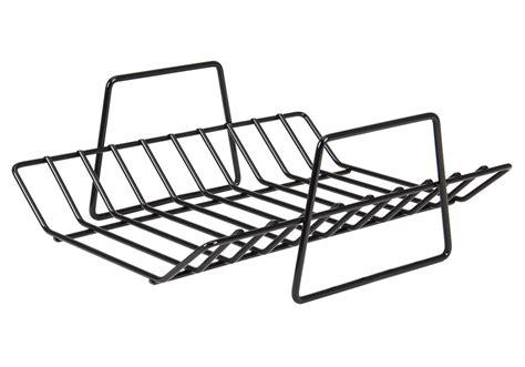 viking tri ply stainless steel roasting pan  rack xx cutlery