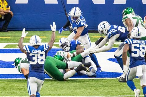 Jets post dud vs. Colts as hot seat warms under Adam Gase ...