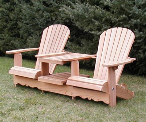 adirondack chair with table home furniture design