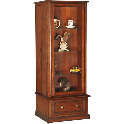 wood gun cabinets walmart american furniture classics 10 gun curio slider cabinet