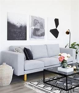 Sofas Für Kleine Wohnzimmer : die besten 25 graue sofas ideen auf pinterest graue w nde wohnzimmer neutrale ~ Sanjose-hotels-ca.com Haus und Dekorationen