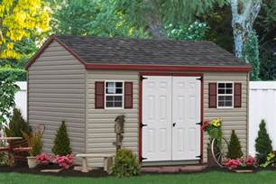 Barn Shed Plans 8x10 by Storage Sheds For Sale In Pa Watch A Mule Delivery