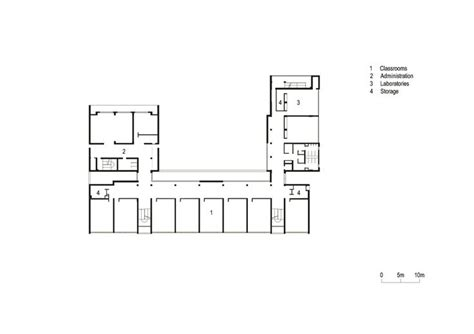 floor plans gallery of nef primary cinici architects 21