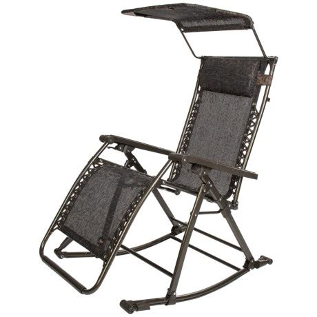 Bliss Hammocks Zero Gravity Chair bliss hammocks zero gravity patio lounge chair rocker