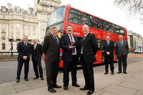 arriva takes   volvo hybrid buses  london services