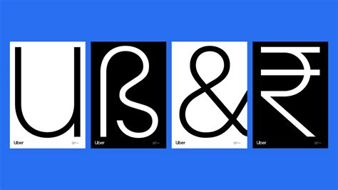 See Uber's New Logo And Font