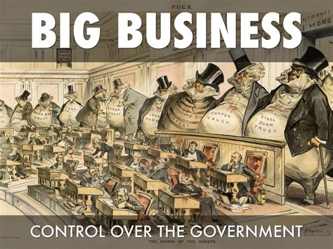 Bid Business Big Business Robber Barons By Nance