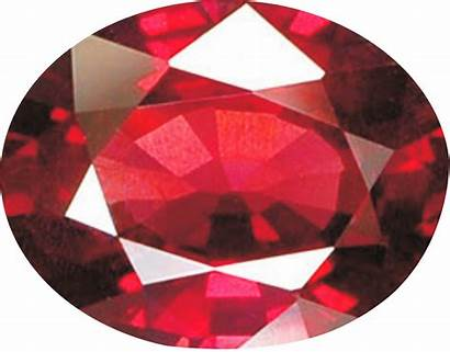 Ruby Stone Rubies Clipart Transparent Gemstone Clip