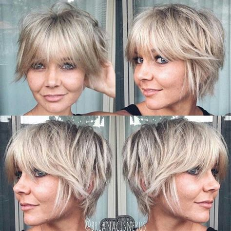 Hairstyles While Growing Out Pixie Cut by Maybe This Sort Of Shape While Everything Is Growing Out