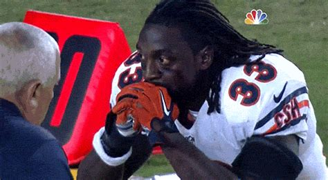 charles tillman brought  tears  injury takes