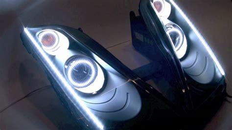 lamborghini gallardo superleggera custom lighting