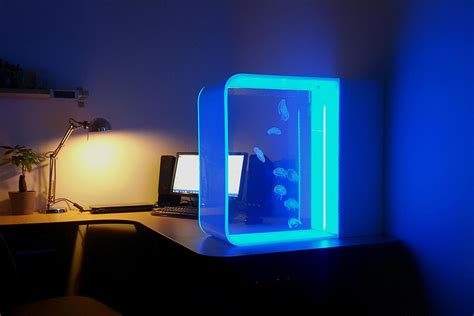 Lamp Touch Control by Cubic Pulse 80 Jellyfish Aquarium Hiconsumption