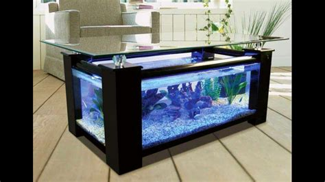 40 Amazing Aquarium Fish Ideas 2016   Creative Home Design Fish Tank and Colors   YouTube