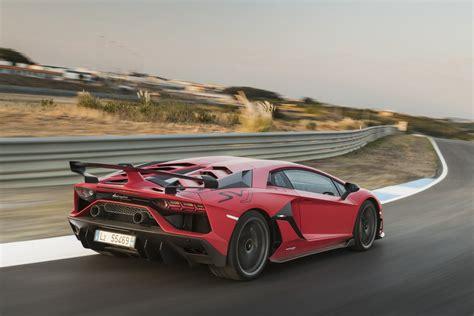 Lamborghini Aventador Svj 2019 Review