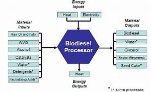 Biodiesel Production Diagram Source  Author
