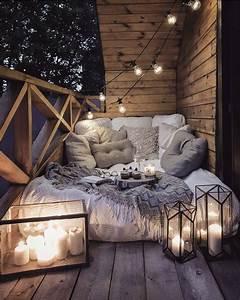 Ideas, For, A, Cozy, Scandinavian, Outdoor, Balcony