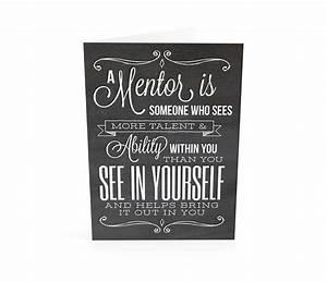 How To Thank A Boss For A Gift Mentor Gift Mentor Teacher Gift Teacher Appreciation