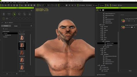 iclone character creator introduction working