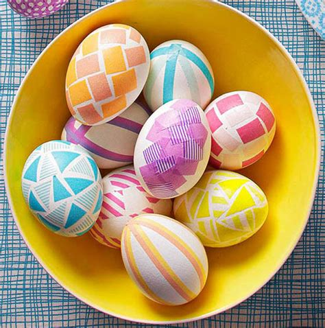 easter eggs designs 50 adorable easter egg designs and decorating ideas easyday