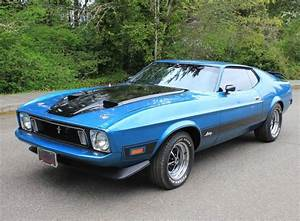 1973 Ford Mustang Mach I   Premier Auction