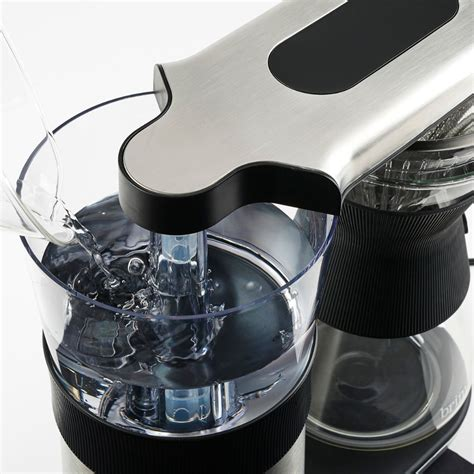 Our engineers at brim have reinvented and simplified the instruments of artisan coffee making. Brim 8-Cup Electric Pour Over Coffee Maker Stainless Steel 50011 - Best Buy