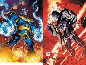 Thanos Darkseid Vs Thor Sentry Superman Hulk And Ghost ...