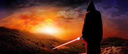 Wars Star Wallpapers Backgrounds Epic Background Jedi