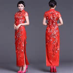 chinese traditional dress qipao traditional chinese