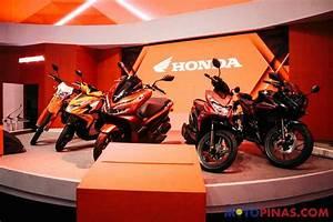 Honda Philippines Launches Pcx150  Crf150l