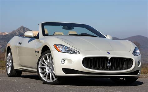 2011 Maserati Granturismo Reviews And Rating Motor Trend