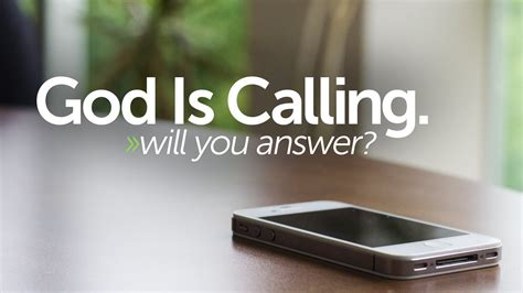 What Of Are You by Beyond Today God Is Calling Will You Answer