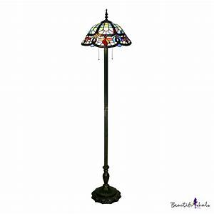traditional living room floor lamp 65 inch high in tiffany With tiffany floor lamp nz